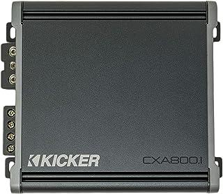 $237 » Kicker 46CXA8001 Car Audio Class D Amp Mono 1600W Peak Sub Amplifier CXA800.1 (Renewed)