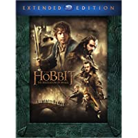 The Hobbit : The Desolation of Smaug , Extended Edition (Blu-Ray)