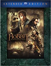 hobbit 2 blu ray extended edition
