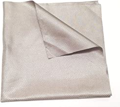 XUEERMEI JWtextec Conductive Fabric RFID Blocking EMI Shielding Diamond Style Copper/Nickel Coating Fabric (39.37x19.685 Inches(1mX0.5m))