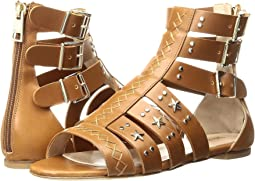 Leather Star and Stud Sandal