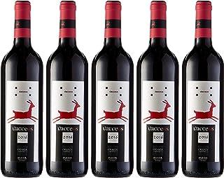 Vacceos PTVCC0101 Vino Tinto Crianza, 6 x 750 ml/4500 ml