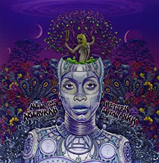 New Amerykah Part Two Return of the