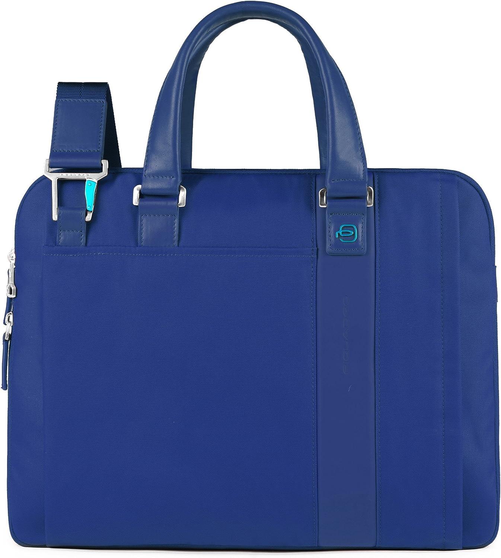 Piquadro Aktentasche CA3461S77 Blau, Blau