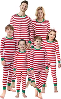Matching Family Christmas Pajamas Boys Girls Handmade Deer Pjs Toddler Kids Children Sleepwear Baby Clothes Pyjamas Women XS