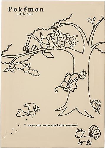 Pokémon Pokemon Center Original Mini Canvas Art Little Tales [Tree House]