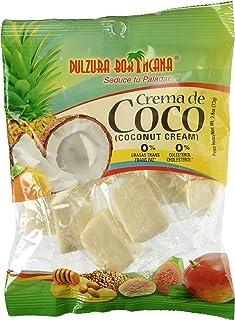 Dulzura Borincana Crema de Coco (Coconut cream candy)