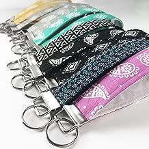custom fabric keychains