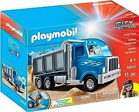 PLAYMOBIL Dump Truck