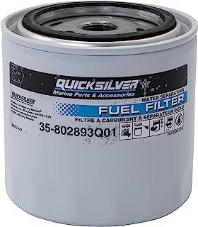 عنصر فیلتر سوخت جدا کننده آب Quicksilver