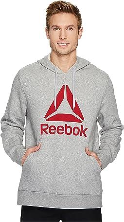 Fleece Graphic Hoodie