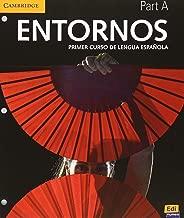 Entornos Beginning Student's Book A plus ELEteca Access (Spanish Edition)