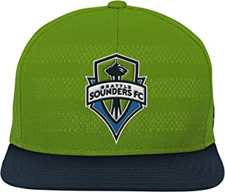 MLS Youth Boys Authentic Flatbrim Snapback
