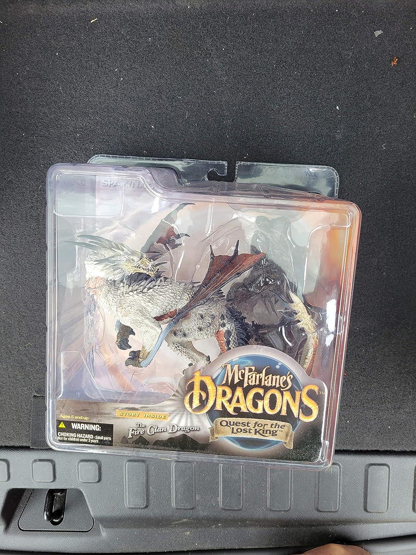 Mcfarlane Dragons Raleigh price Mall The Fire Dragon series Clan 1