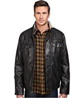 Levi's® - Trucker Two-Pocket Stand Collar Jacket