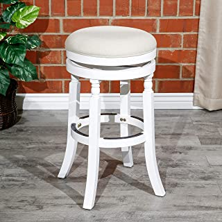 Best blue fabric bar stools Reviews