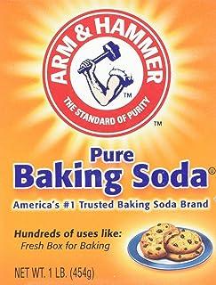 Arm & Hammer Baking Soda, 16 Oz ,Pack of 2