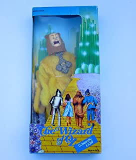 The Wizard of Oz Cowardly Lion 50th Anniversary Doll Figure