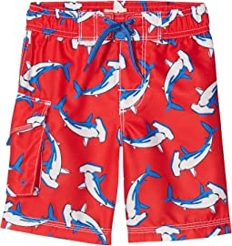 Hammerheads Boardshorts (Toddler/Little Kids/Big Kids)