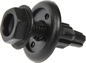 Dorman 963-620D Nissan Bumper Retainer for Select Nissan Models - Black