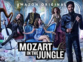 Mozart In The Jungle Season 1 (4K UHD)