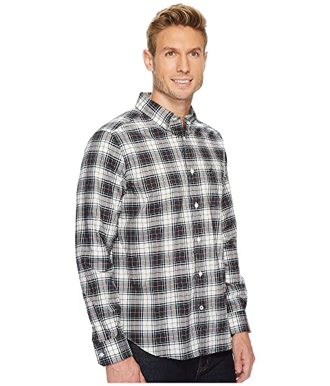 Long Nautica Long Nautica Sleeve Shirt Sleeve Plaid Plaid Shirt Nautica FxawP4Aqq
