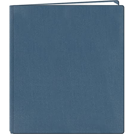 Pioneer FTM15BK Family Treasures Deluxe 12-by-15-Inch Memory Book with Fabric Cover Black