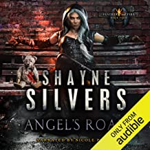 Angel's Roar: Feathers and Fire, Book 4