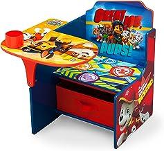 Delta Children Chair Desk with Storage Bin - Ideal for Arts & Crafts, Snack Time, Homeschooling, Homework & More, Nick Jr....