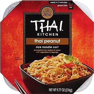 Thai Kitchen Gluten Free Thai Peanut Rice Noodle Cart, 9.77 oz