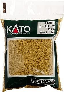 Kato 24-322 Coarse Turf Yellow Grass