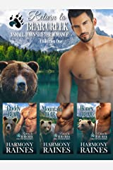 Return to Bear Creek Collection One: BBW Paranormal Romance Kindle Edition