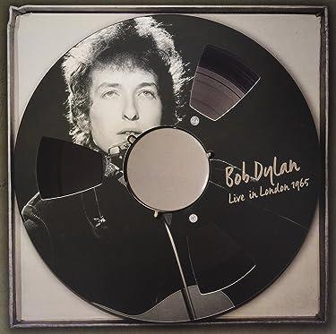 DYLAN BOB - LIVE IN LONDON 1965 (2 LP)