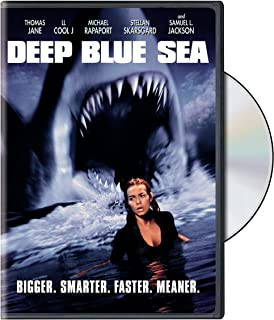 Deep Blue Sea (Amaray/DVD)