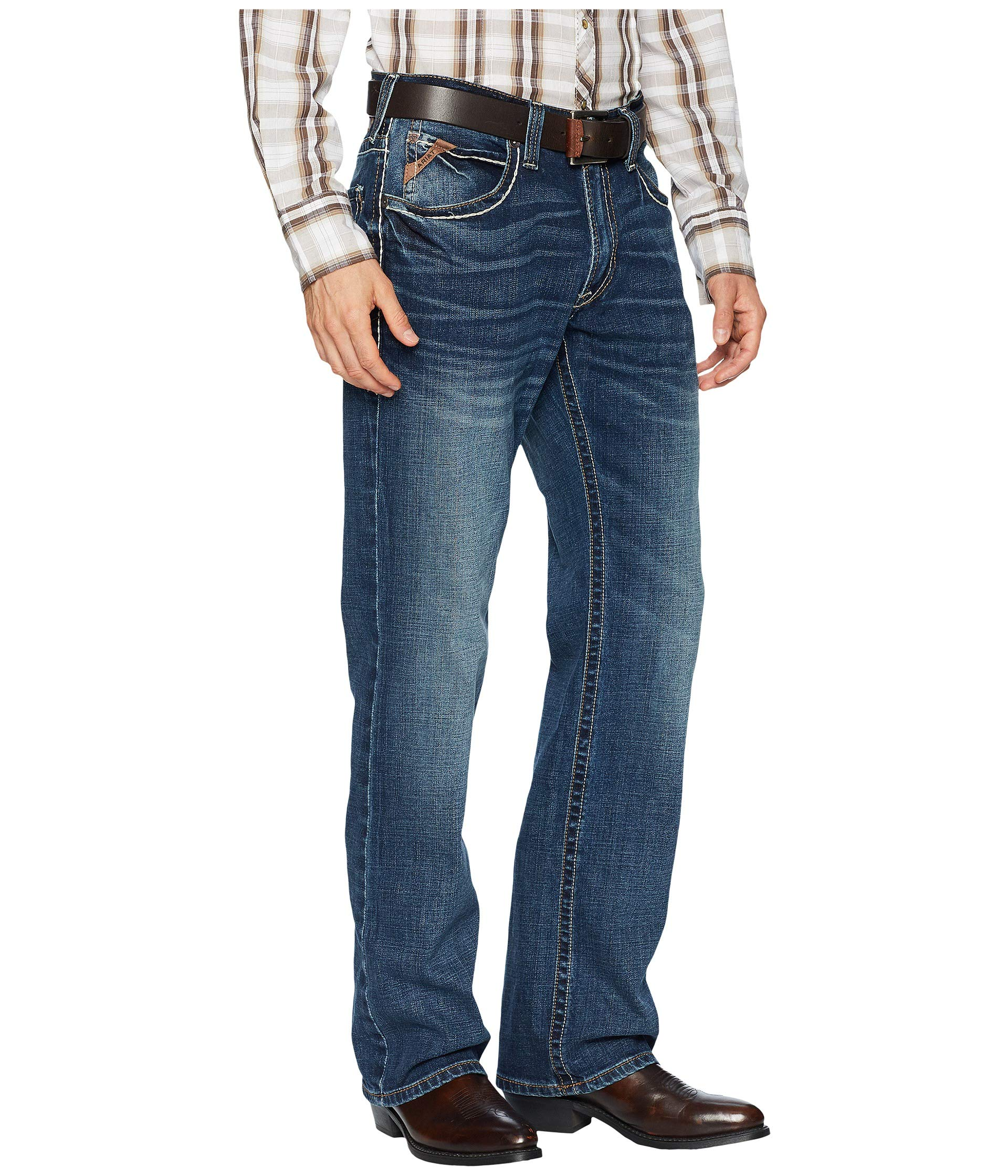 Silverton Bootcut In Rise Ariat M4 Jeans Low WqvHqO1f