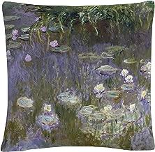 Trademark Fine Art AA00687-PIL1616 Monet 'Water Lilies' 16