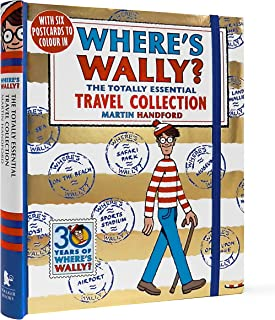 Where'S Wally? The Totally Essential Travel Collec Idioma