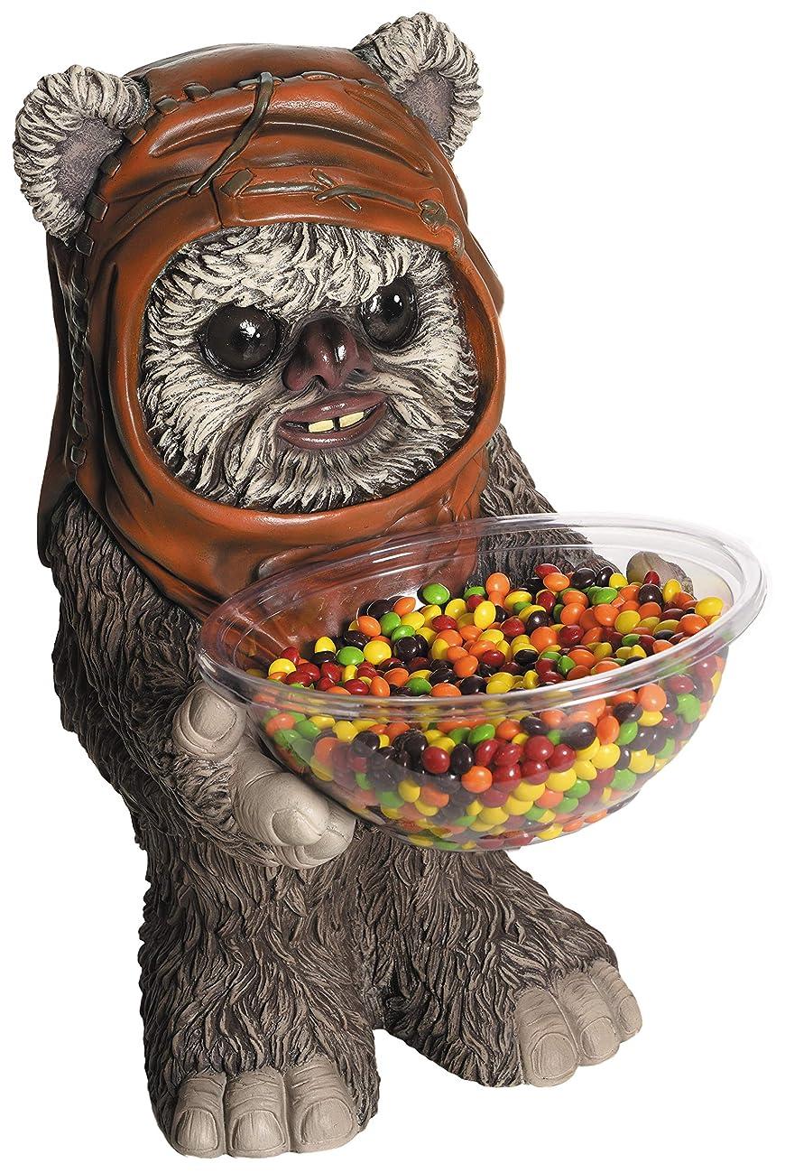 Rubie's Costume Co Star Wars Classic Ewok Candy Bowl Holder
