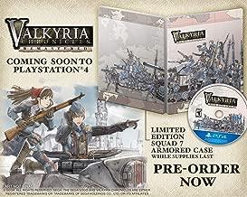 valkyria chronicles remastered steelbook