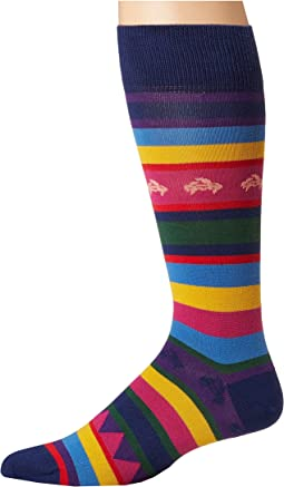 Paul Smith - Crab Stripe Sock