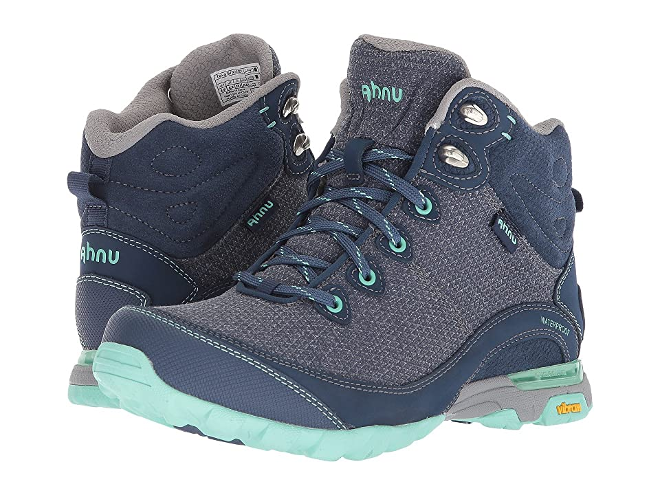 Teva Sugarpine II WP Boot (Insignia Blue) Women