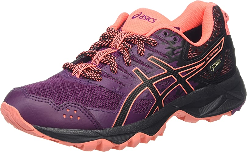 ASICS Sonoma 3 G TX, Chaussures de Trail Femme