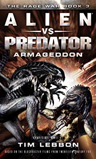 Alien vs. Predator: Armageddon: The Rage War 3