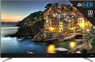TCL 75C807 75-Inch 4K Ultra HD Roku Smart LED TV (2017 Model)