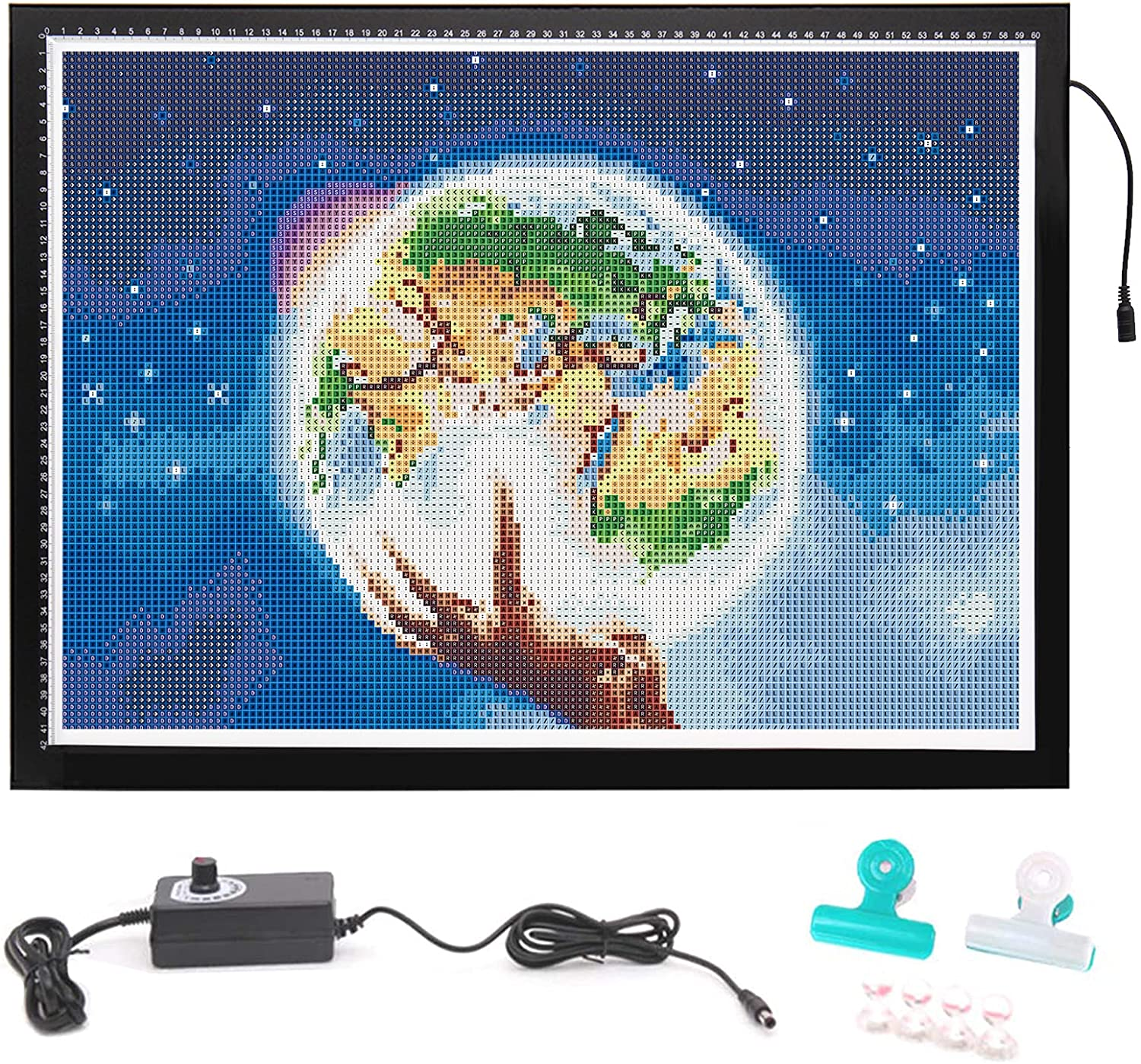 SanerDirect A2 Tracing Light Pad Size Ultra-Th Large Design Inexpensive New Oklahoma City Mall