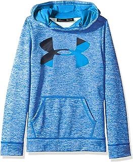 Under Armour Girls' Armour Fleece Big Logo Novelty Hoodie