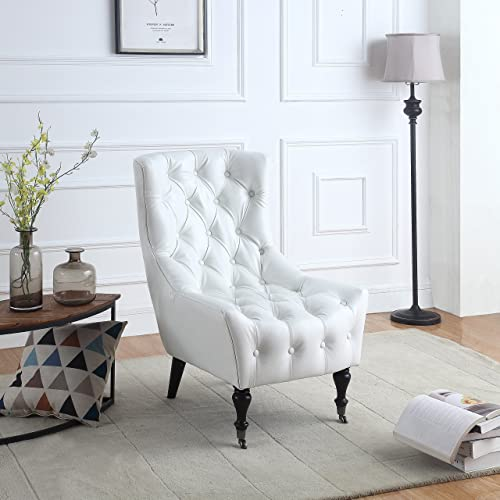 Accent Chairs with Casters: Amazon.com