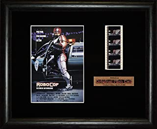 Robo Cop - Framed filmcell picture
