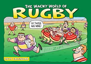 Wacky World of Rugby A4 2019