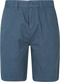 Mountain Warehouse Organic Mens Shorts - 100% Cotton Short Pants
